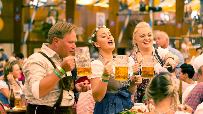 Munich-Oktoberfest