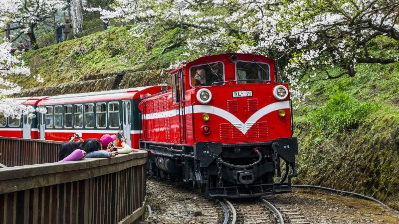 Taiwan-railway