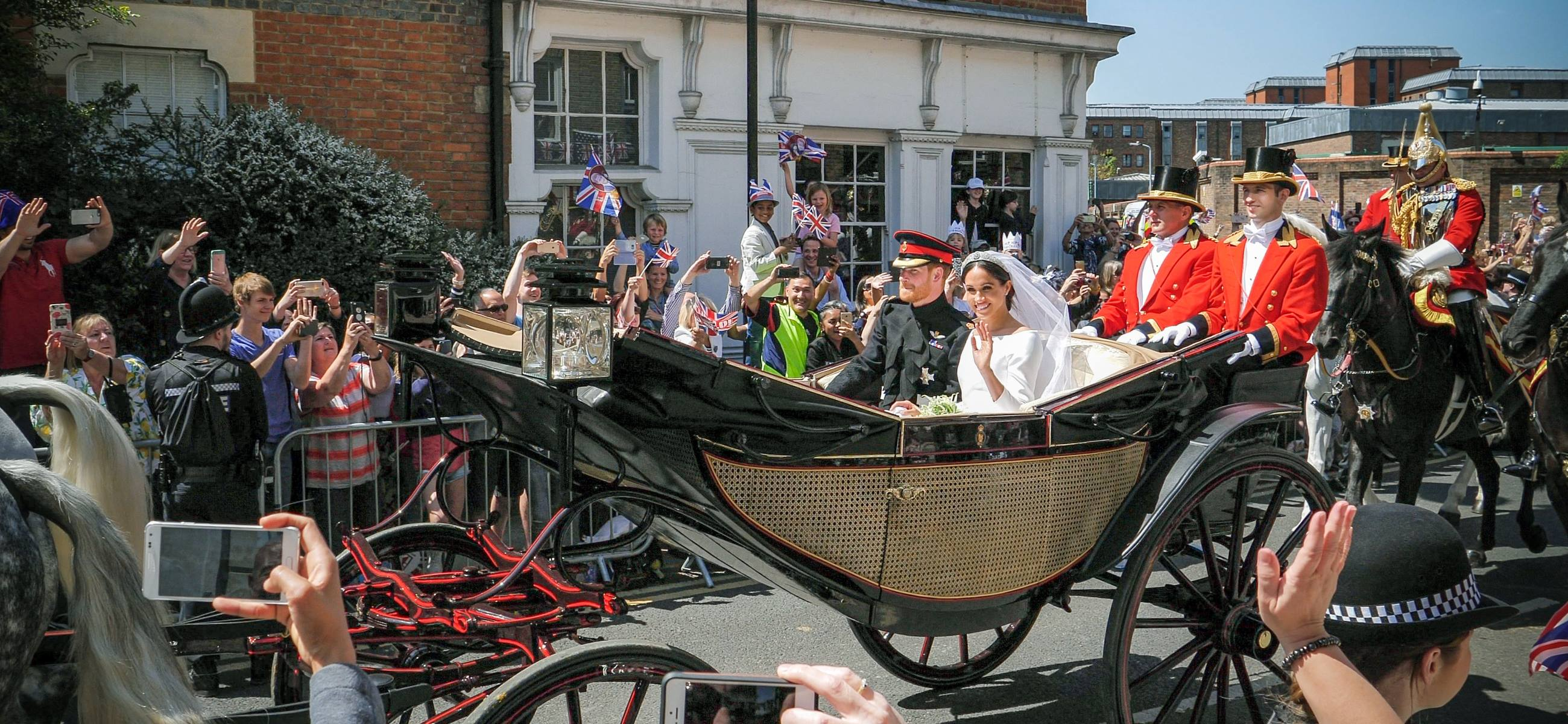 Windsor Castle Tours And The Royal Wedding
