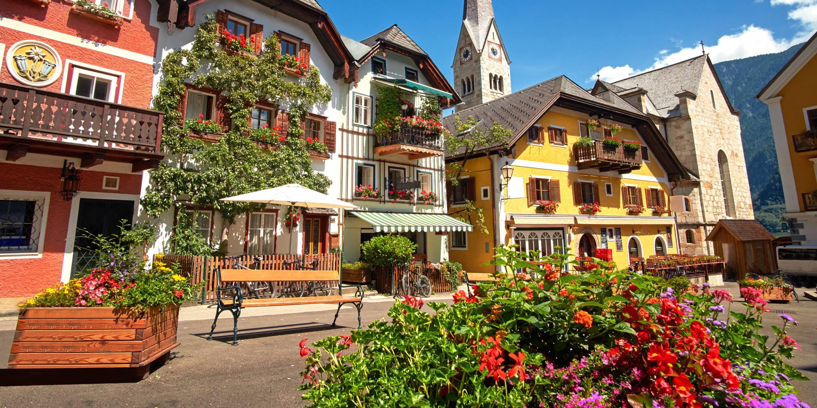 Hallstatt – Österreichs-märchenhafter-Ort