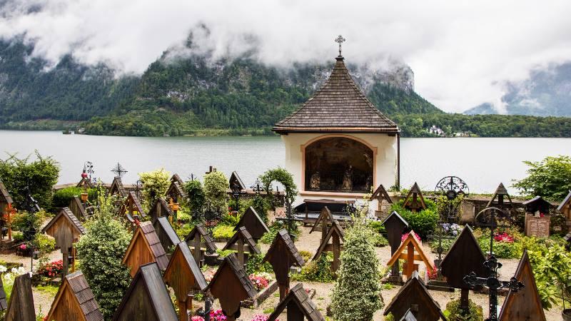 Hallstatt-cemetery
