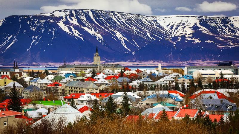 Islande-Reykjavik