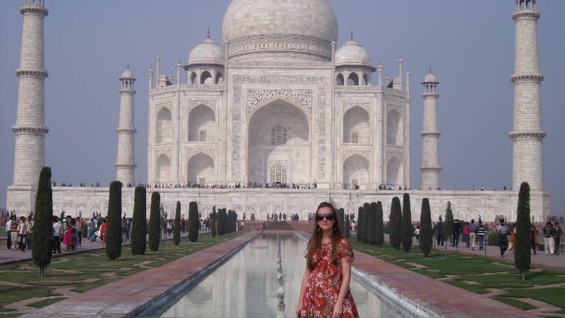 Sarah-Taj Mahal