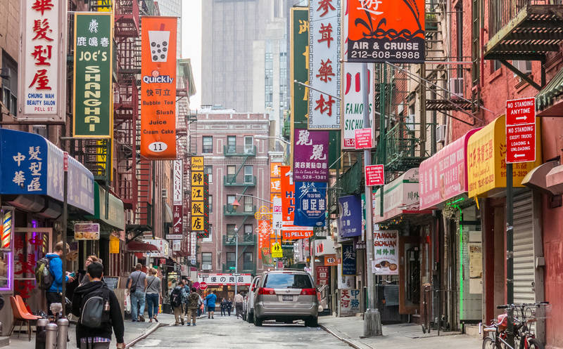 top-best chinatowns-world-new york