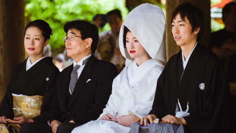Weddings-Japan