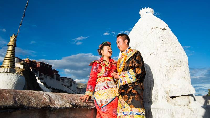 Weddings-Tibet