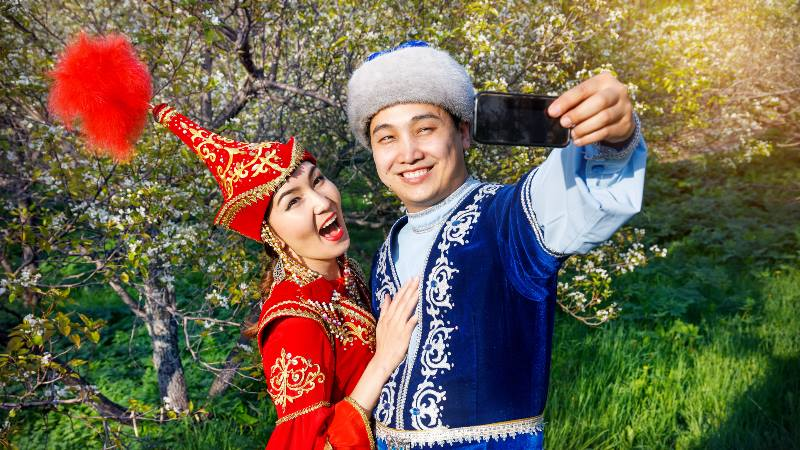 Wedding-Kazhacstan
