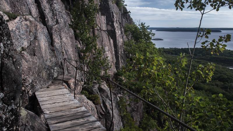 Acadia-National-Park-Precipice-Trail