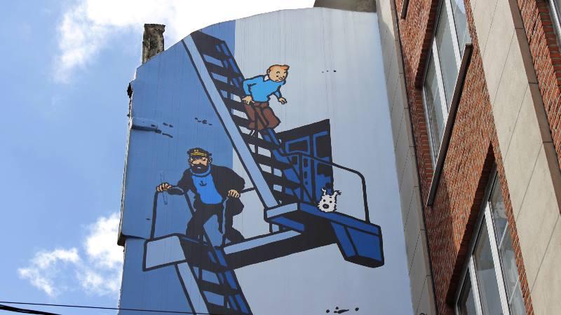 Brussels-Tintin