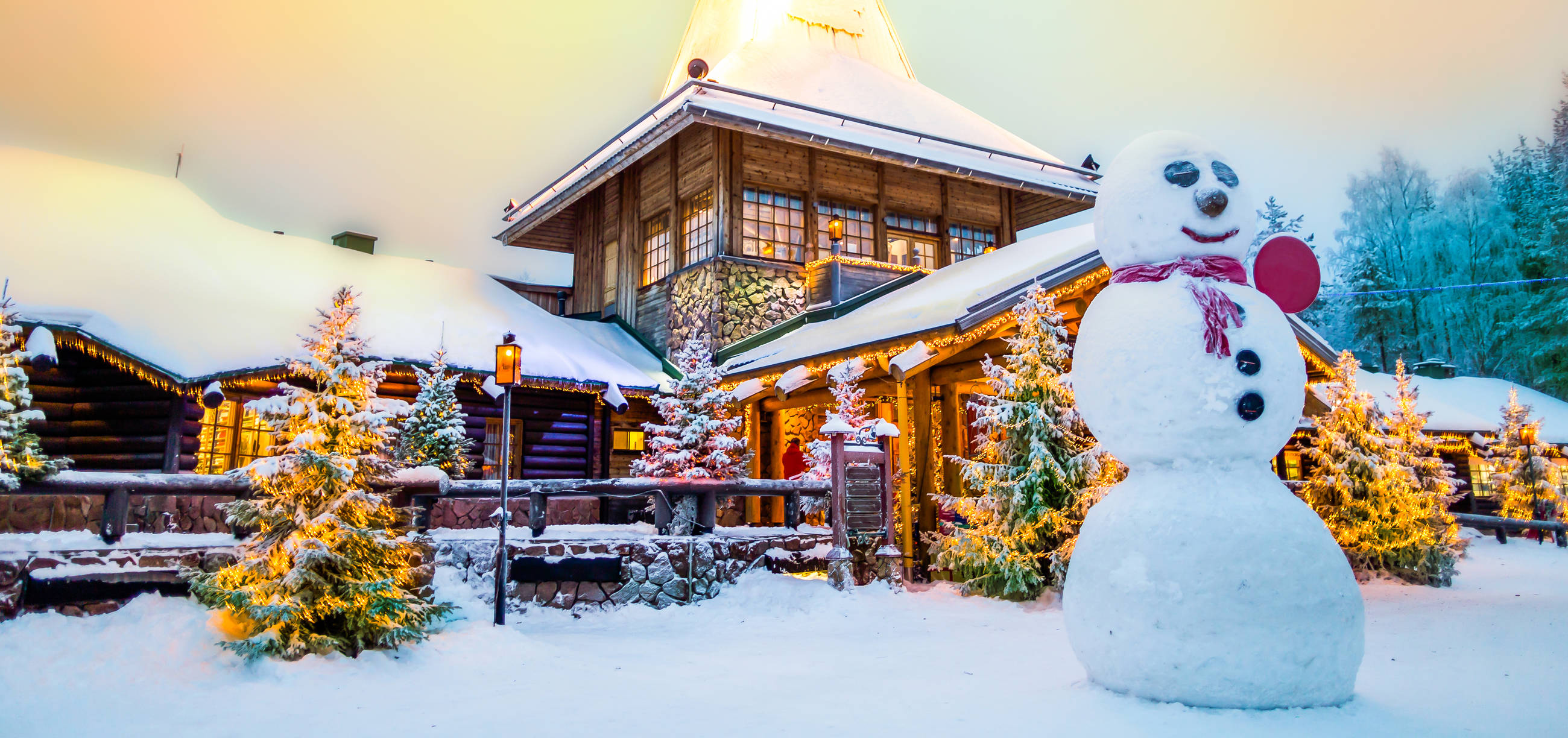 Christmas travel gifts-letter-santa-lapland-finland