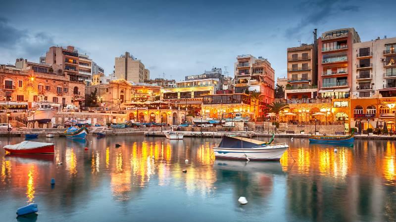 Malta-St-Julian's