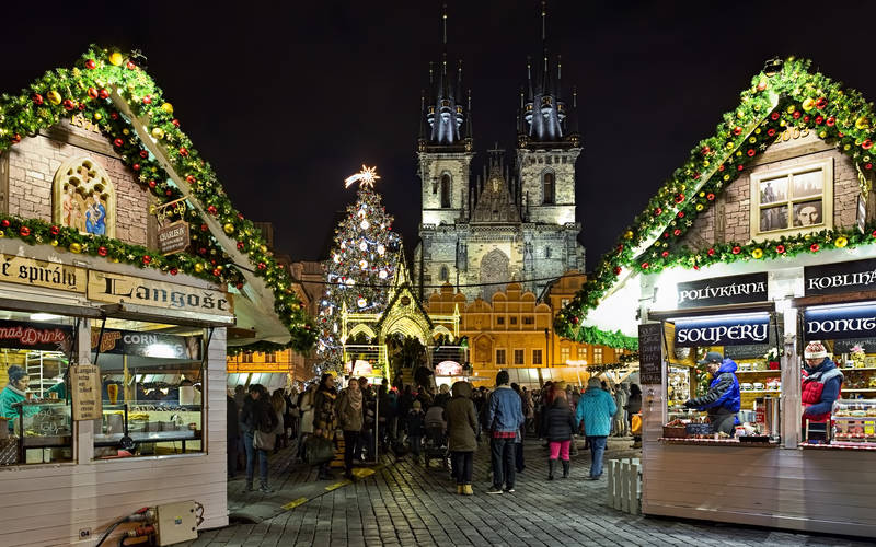 top-best Christmas markets-world