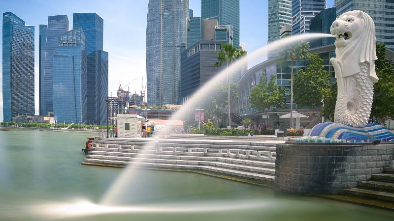 Singapore-Fun-facts-Merlion
