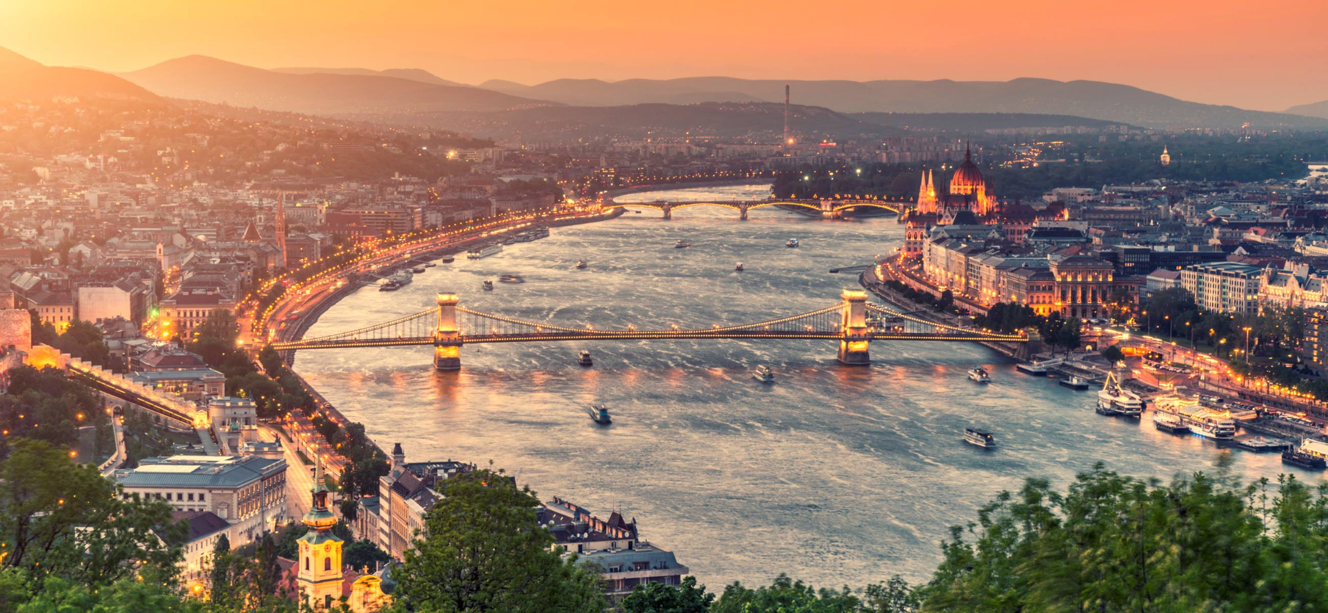 5 amazing self-drive day trips from budapest