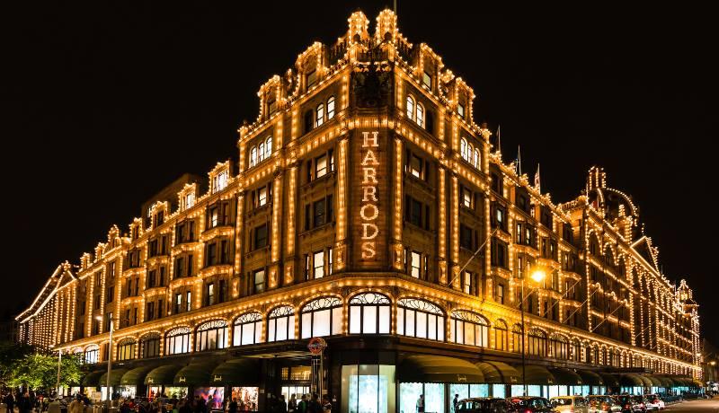 London-shopping-Harrods