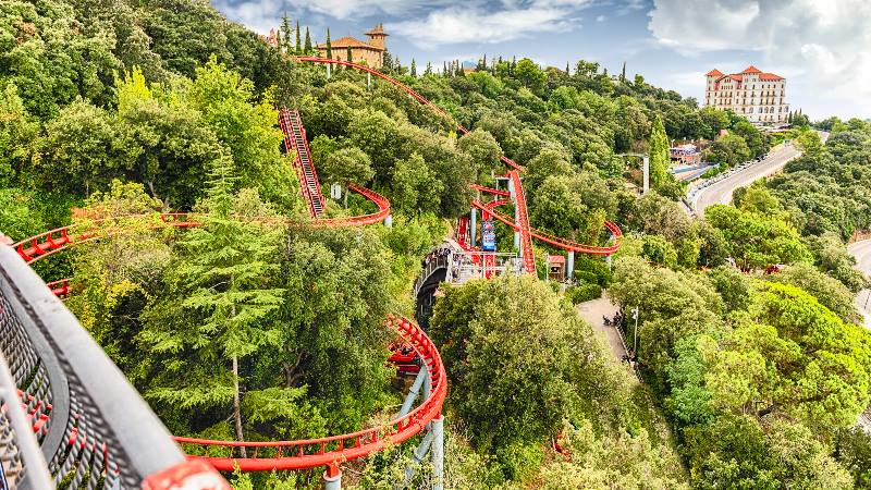 Barcelona-Insider-tips-roller-coaster