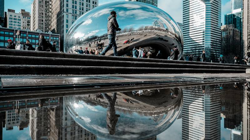 Chicago-Windy-City-Cloud-Gate