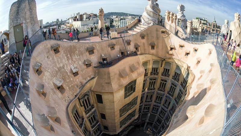 Gaudi-Casa-Mila