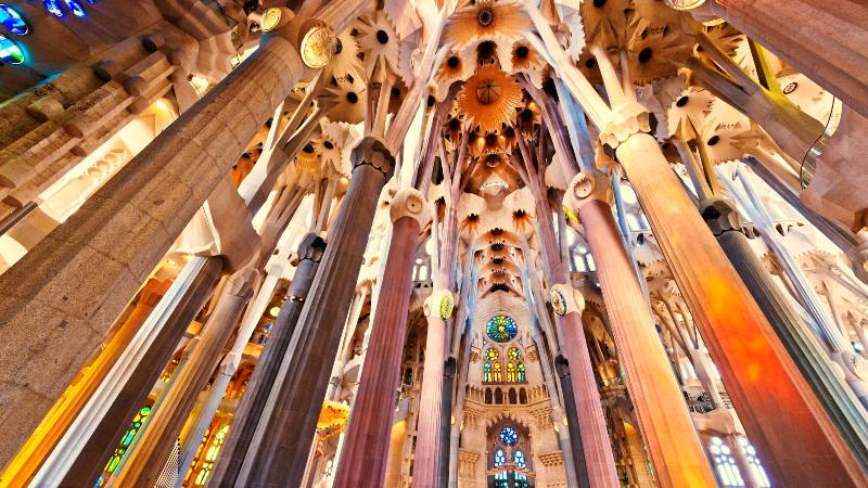 Gaudi-Sagrada-Familia