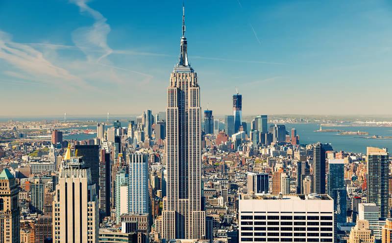 top-best views in new york-empire-state-building