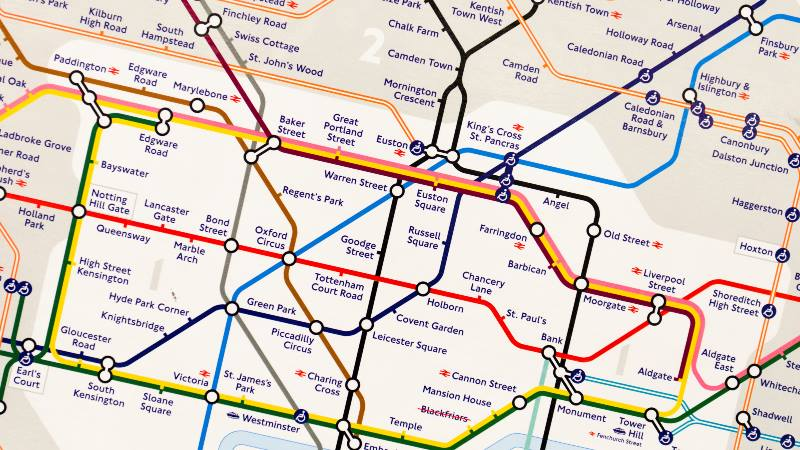 Underground-tube-map