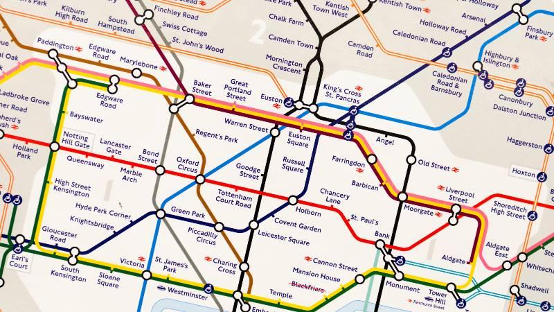 Underground-tube-map