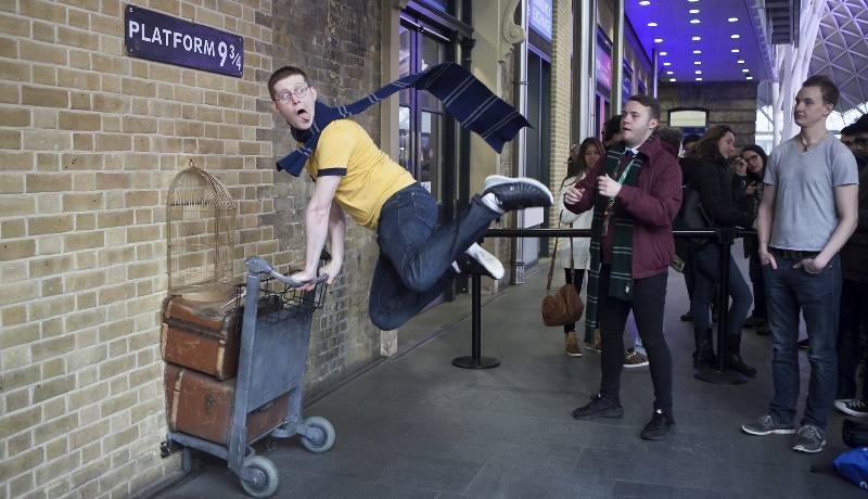 Underground-Harry-Potter