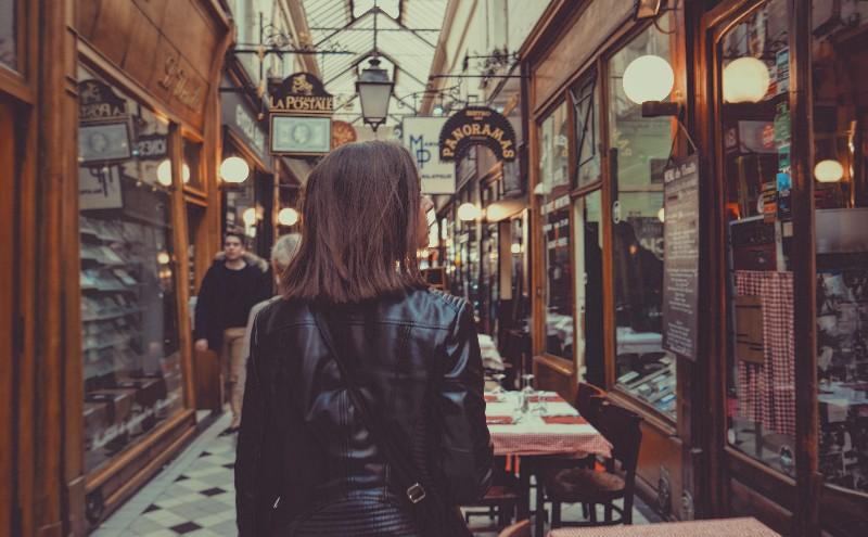 paris shopping places