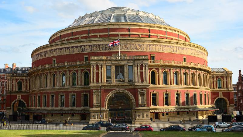 Entertainment-London-Royal-Albert-Hall