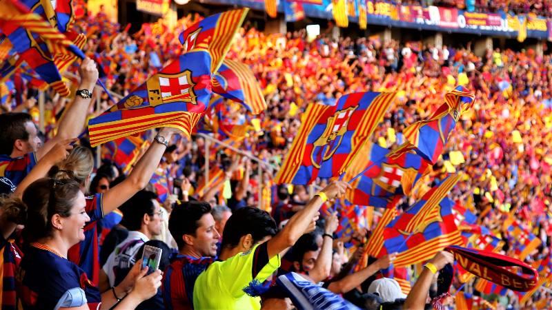 13+ Fc Barcelona Stadium Fans