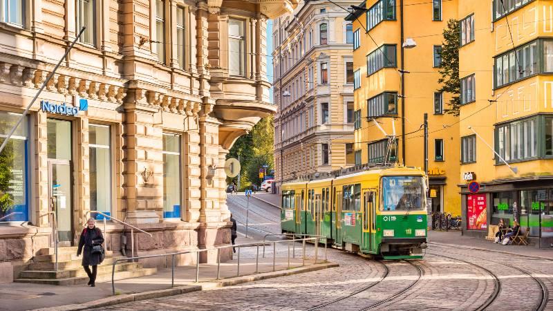 Helsinki-districts