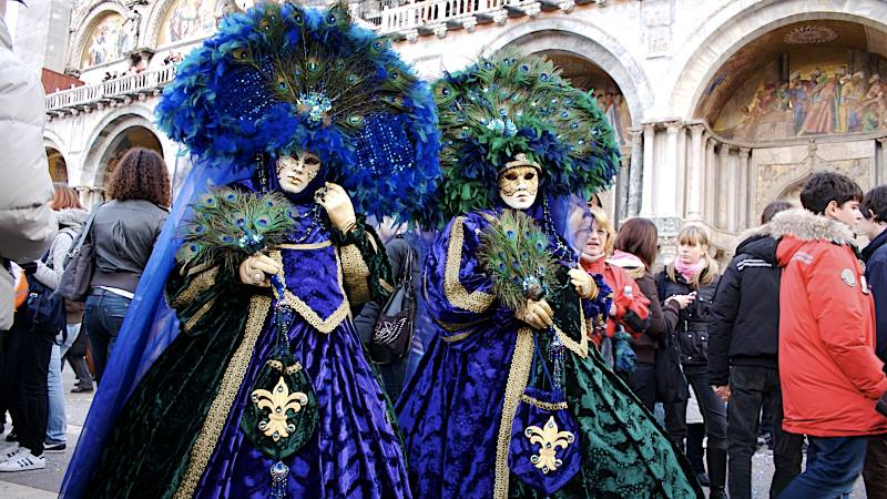 It's All About Fun At The Venice Carnival