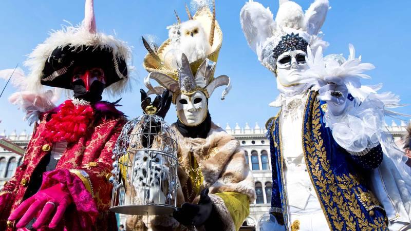 Venice-Carnival-St-Mark's-Square