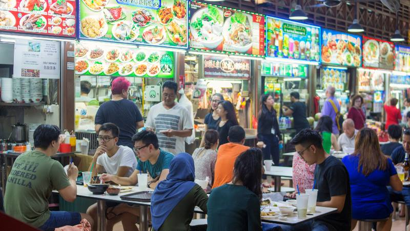 Insider-Singapore-Hawker-Centre