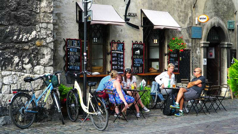 Krakow-cafes