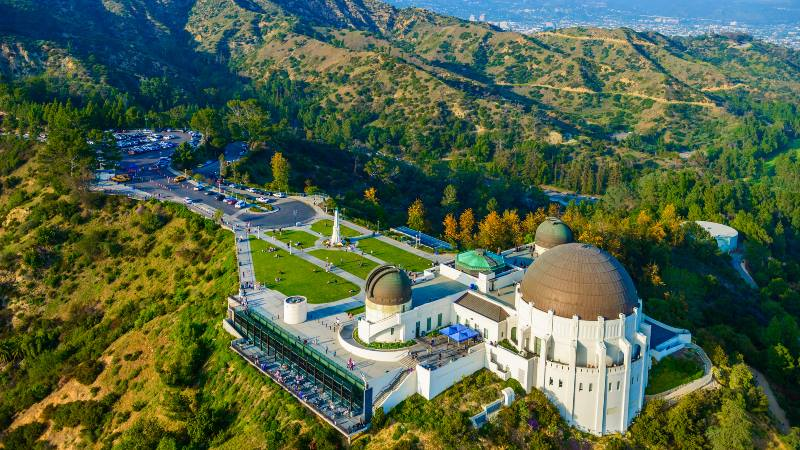 Tinsel-Town-The-Griffith-Observatory