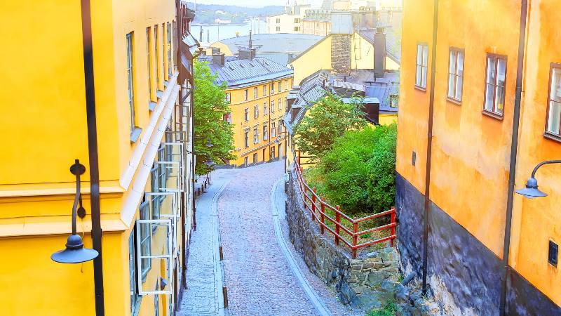 Södermalm-streets