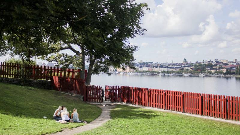 Stockholm-parks