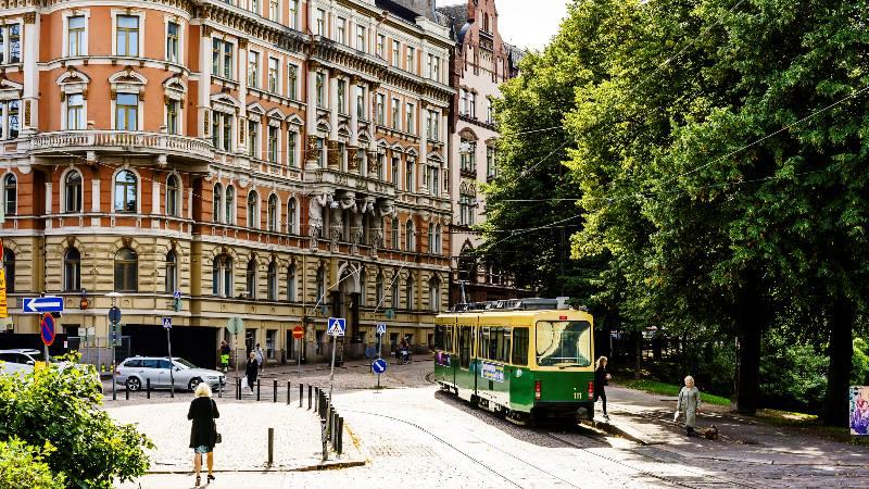 Helsinki-transport