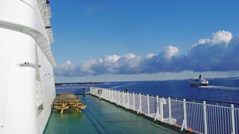 Ferry-journey
