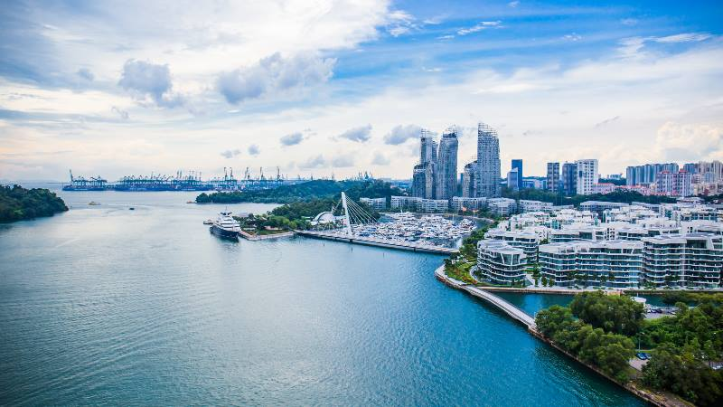 Singapore's-Keppel-Bay