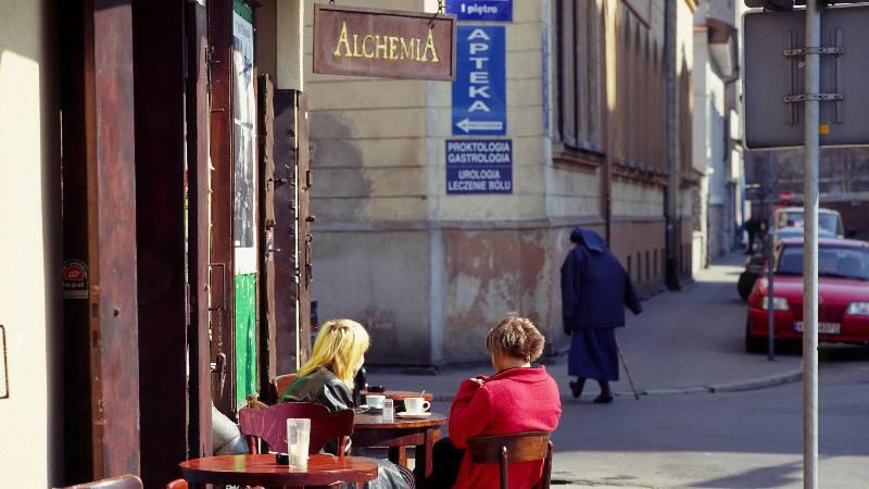 Alchemia-Bar