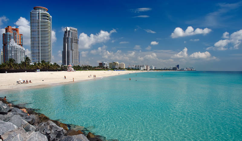top-best beaches in the united states-south-beach