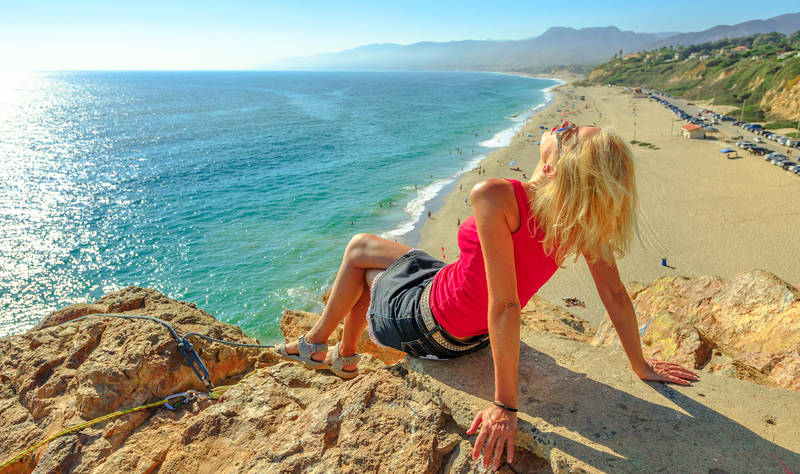 top-best beaches in the united states-zuma-beach