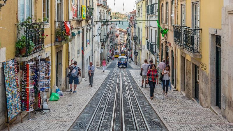 Europe-Lisbon