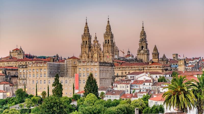 Santiago de_Compostela