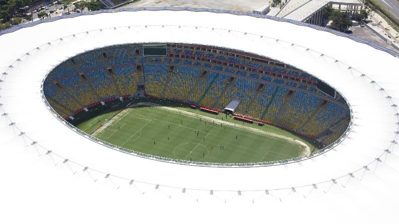Stadium tours Maracana