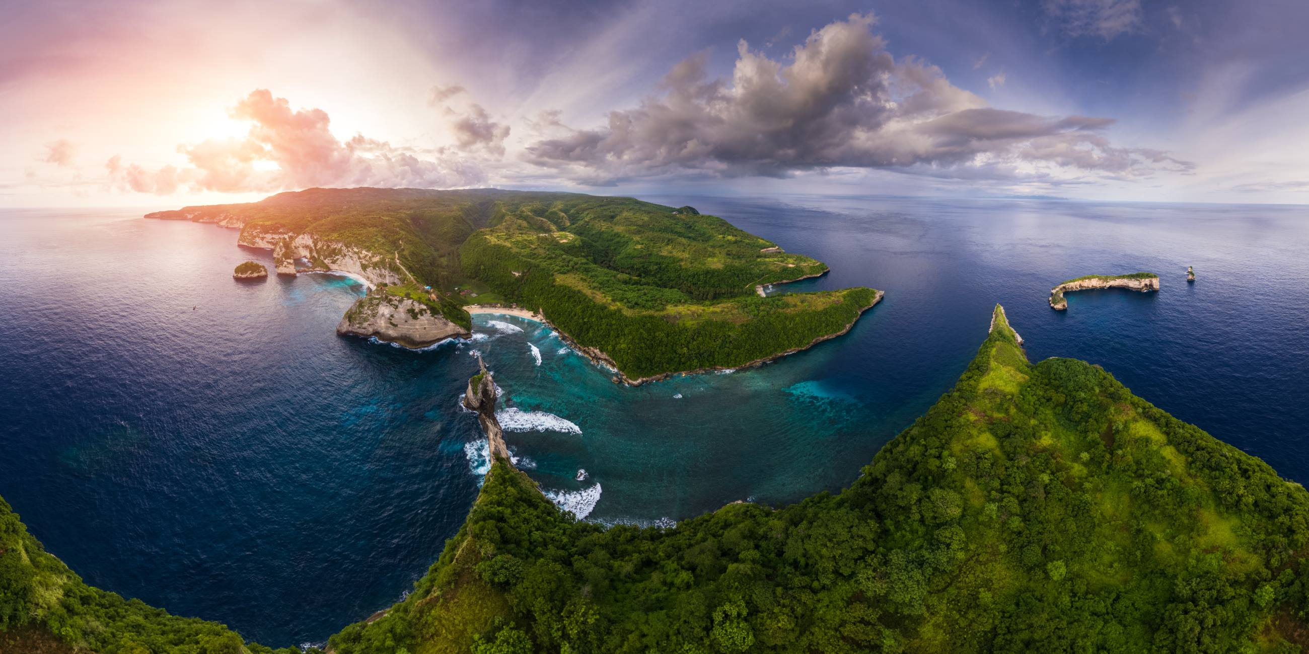 Where Is Bali Island Located