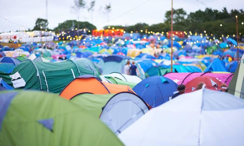 tent-city-Music-festivals