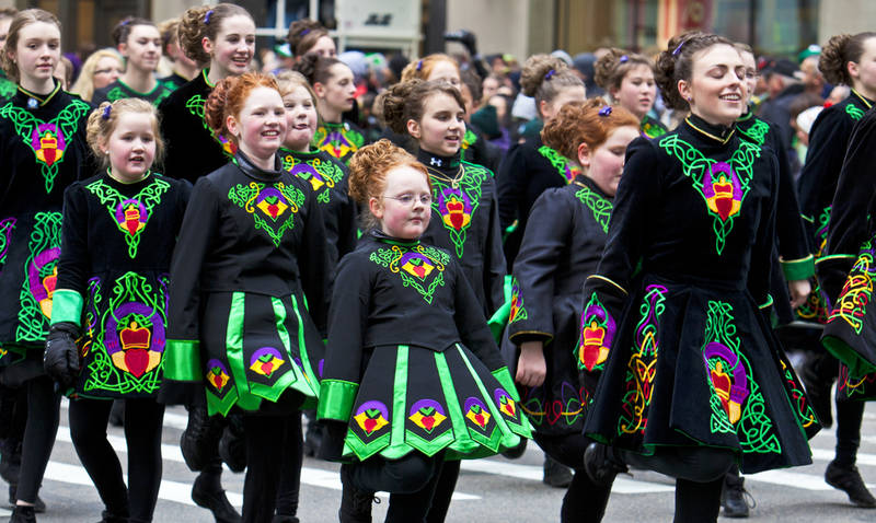 best-winter events in new york-saint-patricks-day-parade